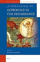 A companion to astrology in the Renaissance…