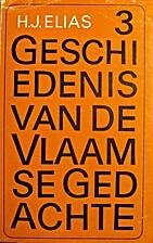 Geschiedenis van de Vlaamse Gedachte - Derde…