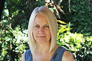 Author photo. Kim Fay, photo credit: Julie Fay Ashborn.