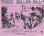 Three Dollar Bill (Issue #2) by Various