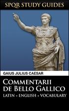 Caesar: The Gallic War in Latin English…