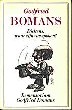 Dickens, waar zijn uw spoken? by Godfried…