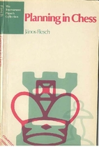 Planning in chess by Janos Flesch