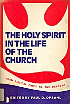 The Holy Spirit in the life of the church:…