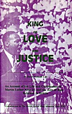 KING OF LOVE AND JUSTICE by David E. Udo