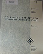 Self-assessment for nonprofit governing…