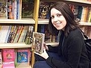 Author photo. Jessica Burkhart