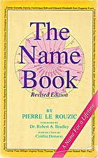 The Name Book: A Name For a Lifetime by…