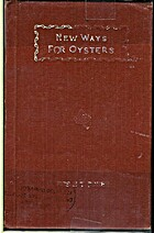 New Ways for Oysters by S. T. Rorer