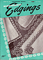Handkerchief Edgings Book 256 by…