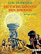 De twee zonnen van Rhodos by Bernard Capo