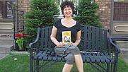 Author photo. Jill Dobbe