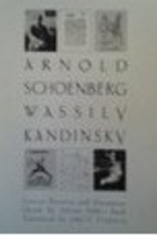 Arnold Schoenberg / Wassily Kandinsky:…