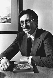 Author photo. Ted Griffin, 1982