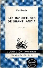 The Restlessness of Shanti Andia by Pío…