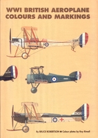 WWI British Aeroplane Colours and Markings…