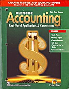 Glencoe Accounting: 1st Year Course, Chapter…