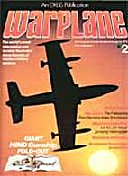 Warplane Volume 1 Issue 2 by Stan Morse