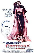 The Barefoot Contessa [1954 film] by Joseph…