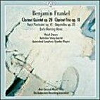 Clarinet quintet op. 28 ; Clarinet trio op.…