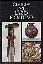 Civiltà del Lazio primitivo, Palazzo delle…