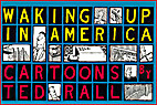 Waking Up in America: Cartoons by Ted Rall