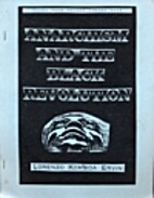 Anarchism and the Black Revolution by…