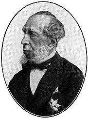 Author photo. Alfred von Reumont (1808-1887)