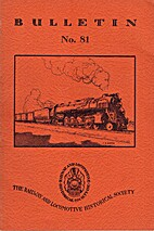 Bulletin No. 81 by Charles E. Fisher