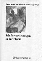 Schülervorstellungen in der Physik.…