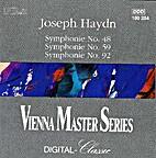 Haydn: Symphonies #48, 59 & 92 by Joseph…