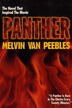 Panther: A Novel by Melvin Van Peebles