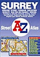 A-Z Surrey Street Atlas by Geographers' A-Z…