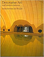 Decorative art and modern interiors. Vol.…