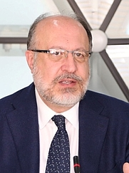 Author photo. Joseph A. Kéchichian [credit: The Asian Institute for Policy Studies]