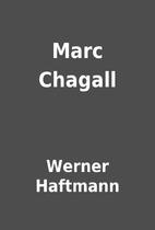 Marc Chagall by Werner Haftmann