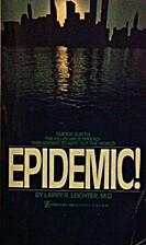 EPIDEMIC by L. Leichter