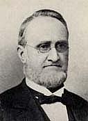 Author photo. Kemp P. Battle