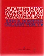 Advertising and Promotion Management by John…