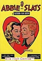 Abbie An' Slats Volume 1 by Raeburn Van…