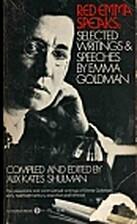 Red Emma Speaks: An Emma Goldman Reader by…