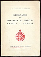 Dicionário da Linguagem de Marinha Antiga e…