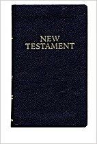 New Testament RSV Pocket Edition by Scepter…