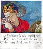 Le XVIe Siècle Européen - Peintures et…