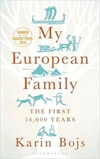 My European family : the first 54,000 years…