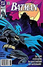 Batman # 463 by Alan Grant