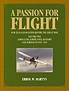 A passion for flight. New Zealand aviation…