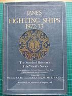 Jane's Fighting Ships 1972-73 by Raymond V.…