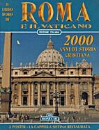 El libro de oro de Roma y el Vaticano by AA.…