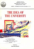The Idea of the University by Taieb Belghazi